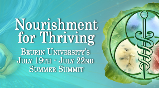 Nourishment for Thriving Summer Summit 2015