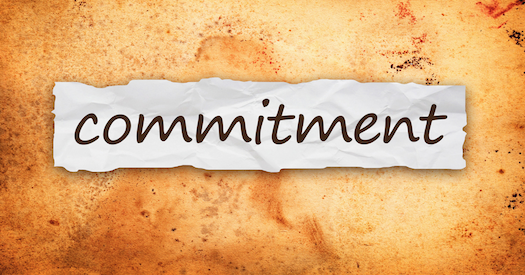 A Continual Daily Commitment