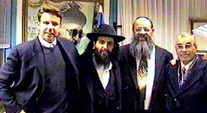 Rav Dr Colbey Forman, Rav Daveed, Rav Gamliel (Minister of Ed), General NasserYussef