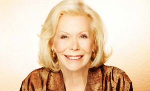 Louise Hay is an American motivational author, and the founder of Hay House. She has authored several New Thought self-help books, and is best known for her 1984 book, You Can Heal Your Life.